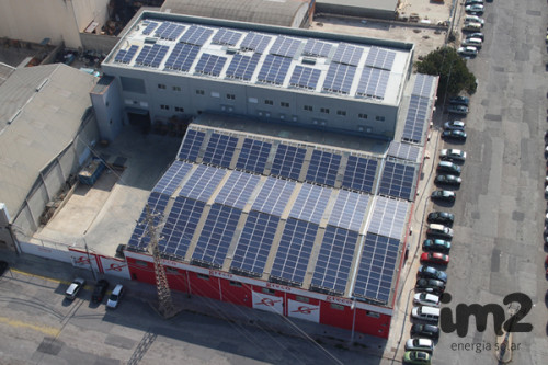 Parque solar Valencia 1 - IM2