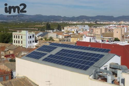 Parque solar Albalat 1 Valencia - IM2