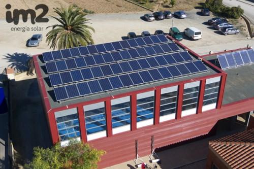 Parque solar Albalat 2 Valencia - IM2