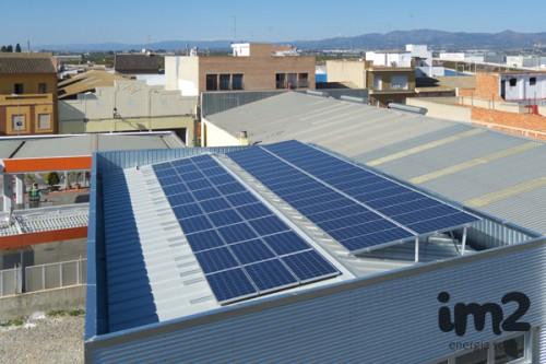Parque solar Albalat 3 Valencia - IM2