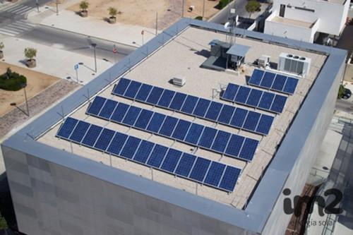 Vivienda con paneles solares Algemesí 3 - IM2