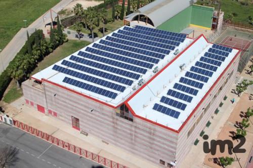 Parque solar Carlet 2 - IM2
