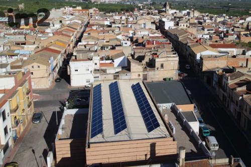 Parque solar Llaurí 2 Valencia - IM2