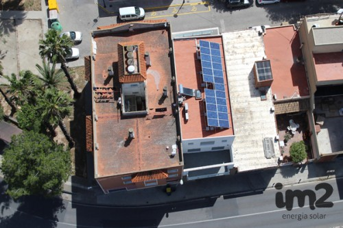 Vivienda con paneles solares Riola 2 - IM2