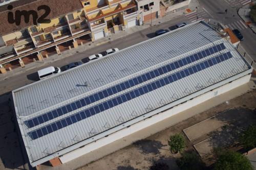 Parque solar Villanueva 2 Valencia - IM2